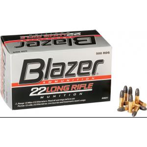 Blazer 22LR 40gr 500 Round...