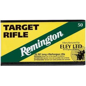 Eley Target Rifle 22LR