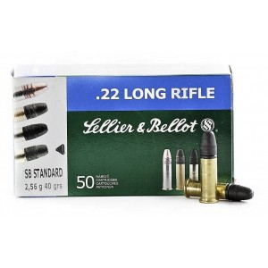 Sellier & Bellot 22LR SB...
