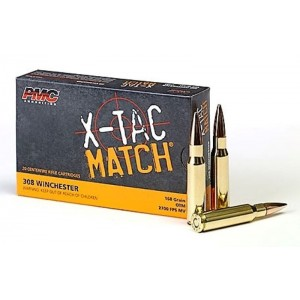 PMC X-Tac Match .308 Win...