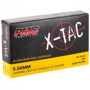 PMC X-TAC 5.56mm 62 Grain...