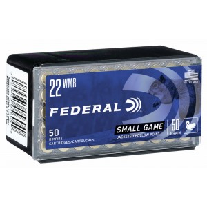 Federal Small Game 22 WMR