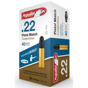 Aguila .22 Pistol Match...