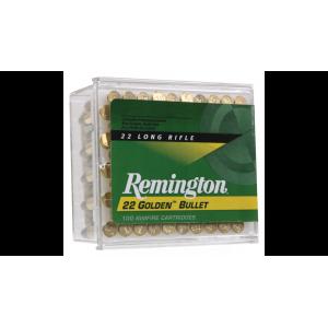 Remington 22 LR 40Gr Golden...