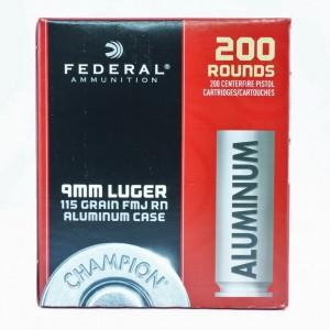 Federal Champion 9mm - 200...