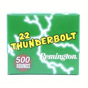 Thunderbolt 22LR - 500 Rounds