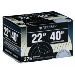 Federal Target Pack - 275...