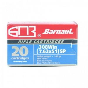 Barnaul 308 Winchester 140...
